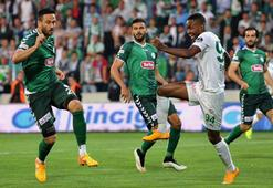 Bursaspor - Torku Konyaspor: 0-0