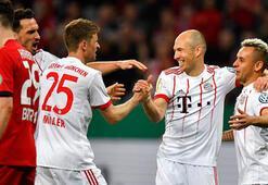Bayern Münih adını finale yazdırdı