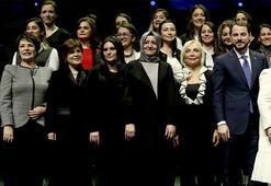 Emine Erdoğandan anlamlı çağrı: Sizlerin enerjisine tüm dünya kadınlarının ihtiyacı var