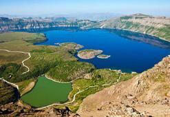 Nemrut Krater Dağı için çok önemli proje