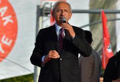 Kılıçdaroğlu Ankarada konuştu