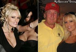 Porno yıldızı Trumpa dava açtı