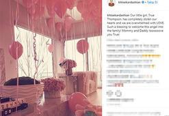 Khloe Kardashian yeni doğan kızının ismini açıkladı