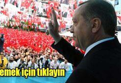 Erdoğandan Iğdır mesajları