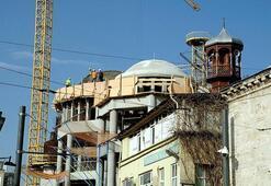 Taksim Camiinde sona gelindi