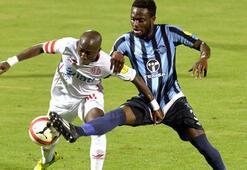 Adana Demirspor - Antalyaspor: 2-0