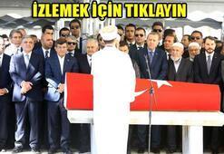 Eski Maliye Bakanı Kemal Unakıtan son yolcuğuna uğurlandı