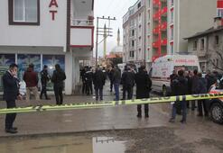Erzurumda silahlı kavga Aile vahşeti...