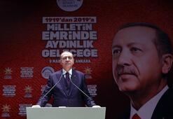 Cumhurbaşkanı Erdoğan: Her an Afrin merkeze girebiliriz