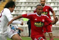 Sivassporun en hırçını Mehdi Taouil