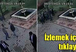 Kamalakın korumaları cami imamını dövdü