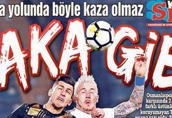 Trabzonda yerel gazeteler şaşkın: Şaka gibi...