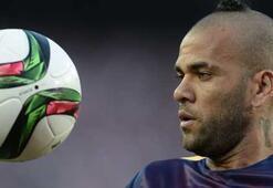 Dani Alvese 3 yıl için 12 milyon euro