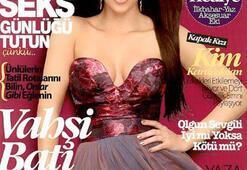 Türk dergisinde kapak olunca sinirlendi