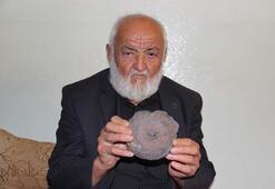 Kahramanmaraşta ilginç bir taş buldu Hiçbir madene benzemiyor...