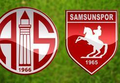 Samsunspor Antalyaspor maçı ne zaman saat kaçta hangi kanalda