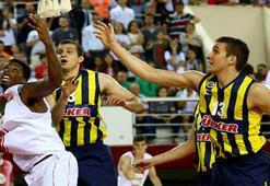 Pınar Karşıyaka Fenerbahçe Ülker maç sonucu ve özeti