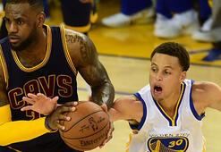 LeBronun 44 sayısı Clevelanda yetmedi