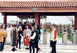 Çinli turist çıkarması
