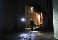 İtalyada deprem paniği