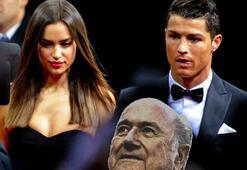 Ronaldodan Irına-Blatter iddiasına cevap