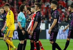Mainz 05 - Freiburg maçında ilginç VAR kararı