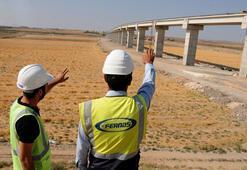 Güneydoğunun en uzun demiryolu viyadüğü 2017de açılıyor