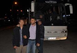 Bursadaki engelli genç yakalandıktan sonra serbest bırakıldı