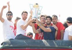 Antalyaspor böyle karşılandı