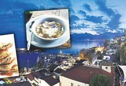 ANTALYA'DA SADECE DENİZ, GÜNEŞ VE KUM YOK: Mutfağı da çok zengin
