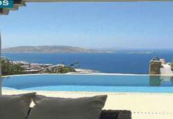 Yunan adalarının lüks villaları 'kelepir' oldu