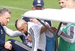 Bayern Münihte Arturo Vidal şoku