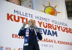 Cumhurbaşkanı Erdoğandan APye sert sözler: Yalvardınız...