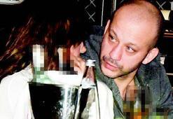 Rıza Kocaoğlu gazetecilere yakalandı