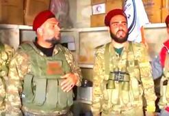 PKKlılar karargah olarak kullanıyordu Temizlendi