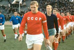 Sovyetler Birliğinin efsaneleri Dünya Kupası için sahaya çıkacak
