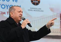 Cumhurbaşkanı Erdoğan: 3 bin 603 teröristi etkisiz hale getirdik