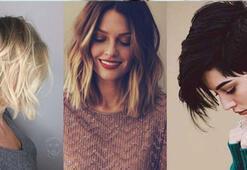 Yüz şekline göre saç modelleri nelerdir