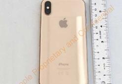 Altın renginde iPhone X mi geliyor
