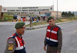 ABDli papaz Brunson İzmirde yargılanıyor AP bu fotoğrafları geçti
