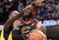 Cavaliers mağlubiyetle başladı