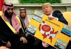 Trump dünyaya açık açık gösterdi