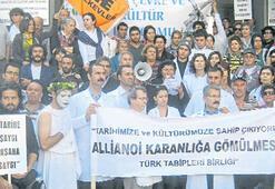 Çevreciler: Allianoi katliamı durdurulsun