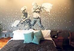 Banksy'nin otelinde albüm kaydı