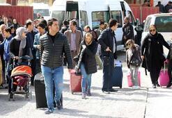 İranlı turistler akın akın Vana geliyor