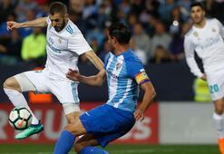 Malaga-Real Madrid: 1-2