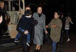 Metin Hara, Adrianayı ailesiyle tanıştırdı