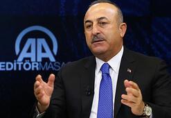 Dışişleri Bakanı Çavuşoğlu: Afrini yine Afrinliler yönetmeli