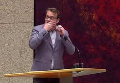 Hollanda Parlamentosu'nda şok