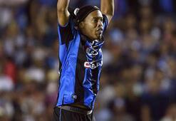 Ronaldinho, Meksikadan ayrılıyor